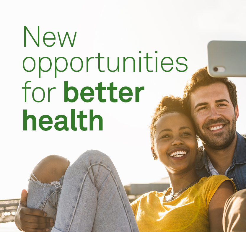New opportunities for better health