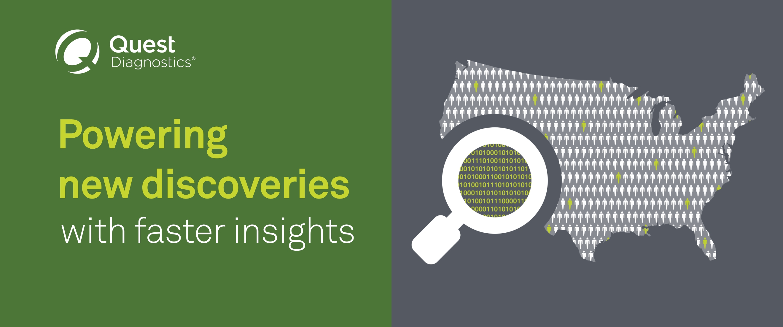 Quest Diagnostics® Powering new discoveries with faster insights